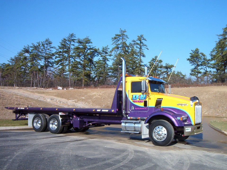 D&B Towing and Truck Service